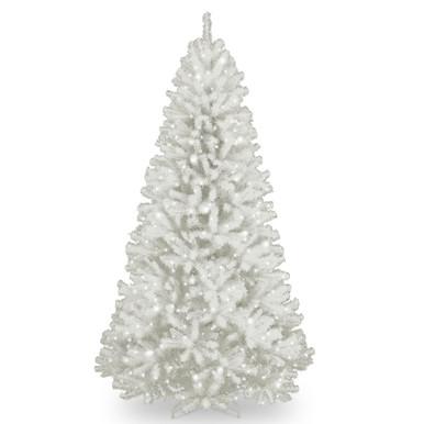 Pre-Lit Spruce Tree 7'
