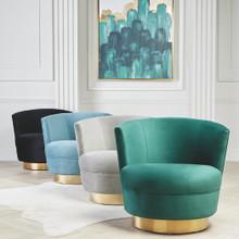 Davi Swivel Chair - ZG x TOV