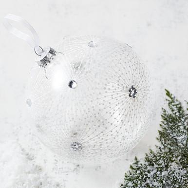 Oversized Burst Ornament
