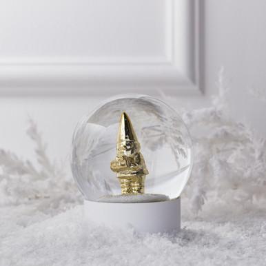 Gnome Snow Globe