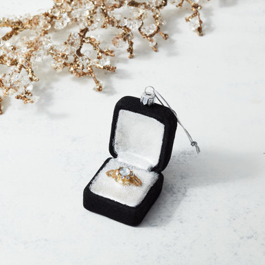 Engagement Ring Ornament