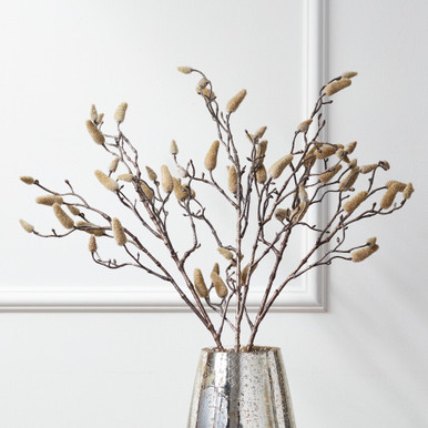 Willow Shimmer Branch - Set  of 3