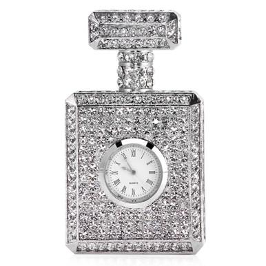 Perfume Table Clock