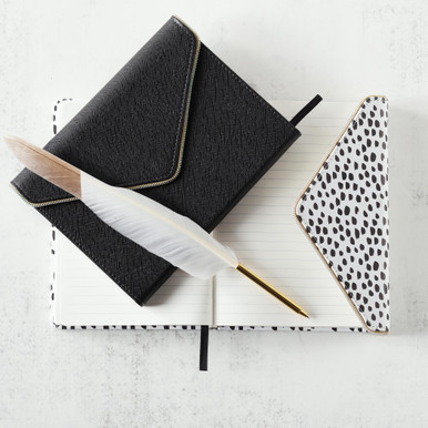 Zippered Edge Journal