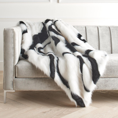 Marble Oversized Throw
