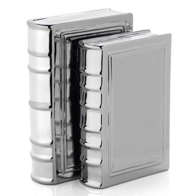 Ceramic Books - Set of 8