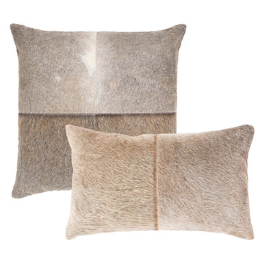 Harris Hair On Hide Pillow Collection