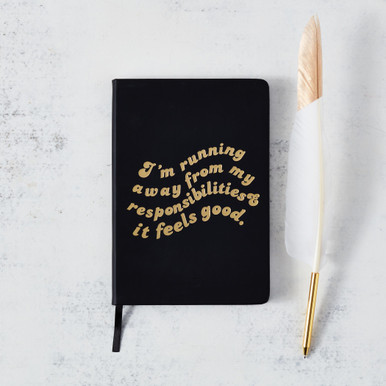 I'm Running Away Journal