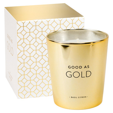 Good As Gold Candle