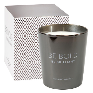 Be Bold Be Brilliant Candle