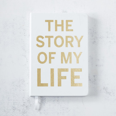 The Story Of My Life Journal