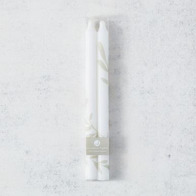Taper Candles  - Set of 2