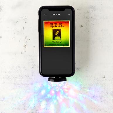Disco Phone Light
