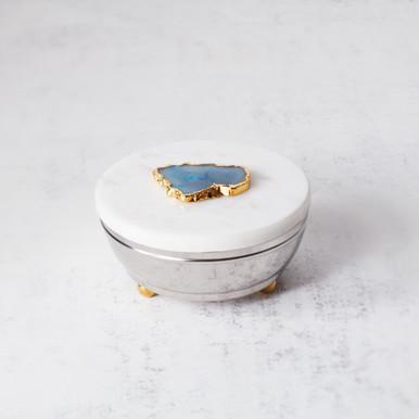 Marble Vanity Dish
