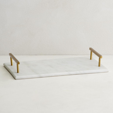 Marble Cheese Tray