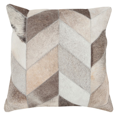 Masson Hair On Hide Pillow 18""