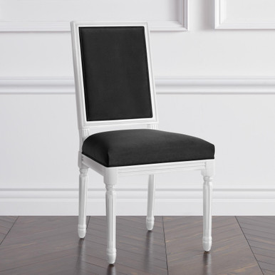 Callan Dining Chair - High Gloss White