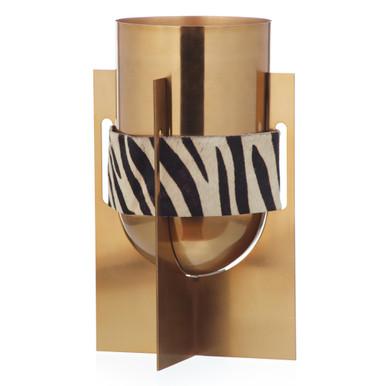 Zebra Vase