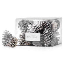 Sterling Pinecones