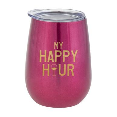 My Happy Hour Tumbler