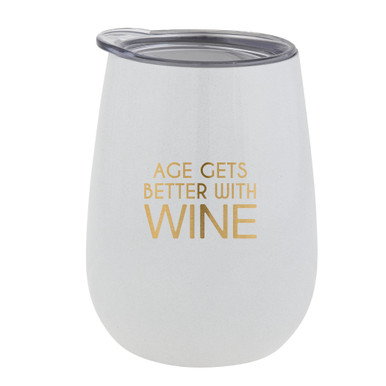 Age Gets Better With Wine Tumbler