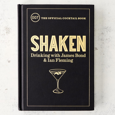 Shaken Cocktail Book