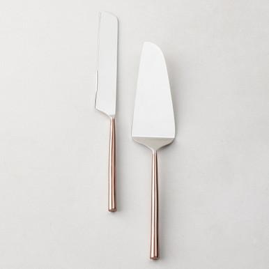 Emma Cake Knife Set