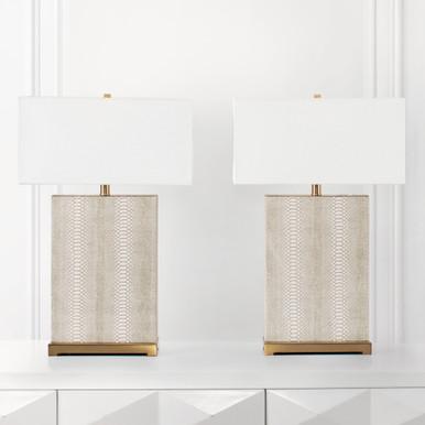 Estelle Table Lamp - Set of 2