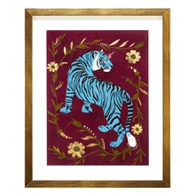 Tigre Bleu