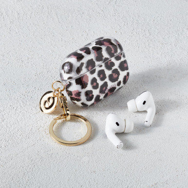 Leopard Pro Airpod Keychain