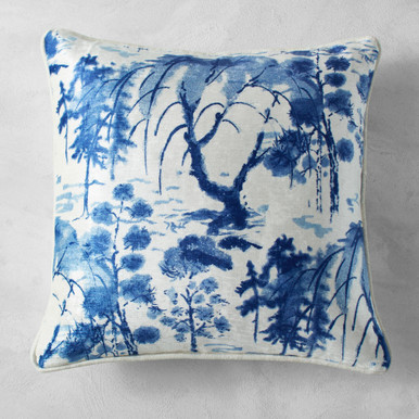 Ginkgo Pillow 24""