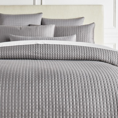 Cora Bedding - Grey