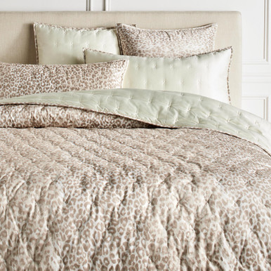 Persia Reversible Bedding - Champagne