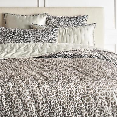 Persia Reversible Bedding - Grey