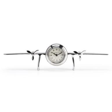 Aviator Table Clock
