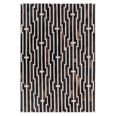 Turner Rug - Chocolate