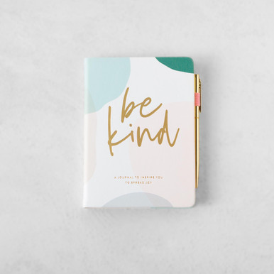 Be Kind Guided Journal with Pen