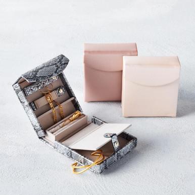 Travel Jewelry Box