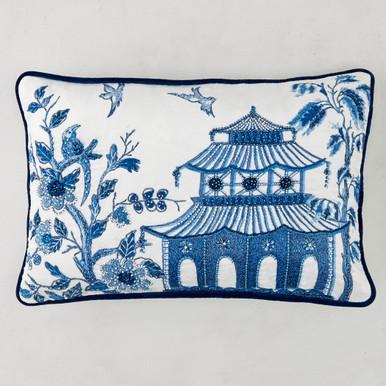 Moulin Lumbar Pillow