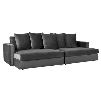 Rae Extra Deep Sofa - 2 PC