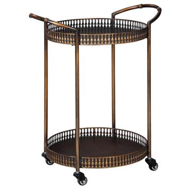 Damond Bar Cart