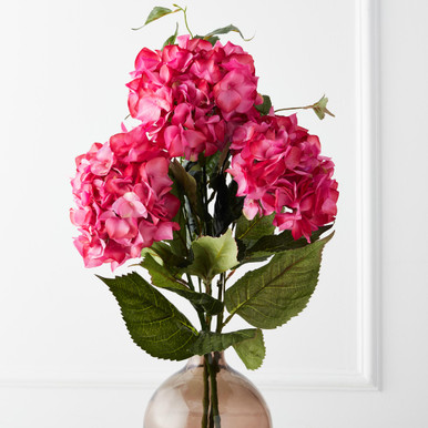 Hydrangea Spray - Set of 3