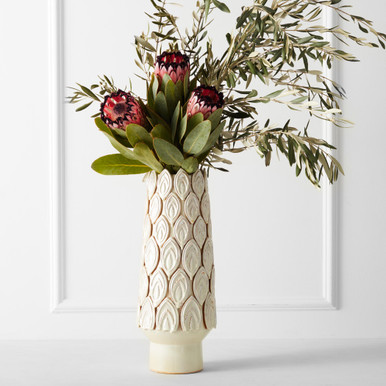 Pluma Vase