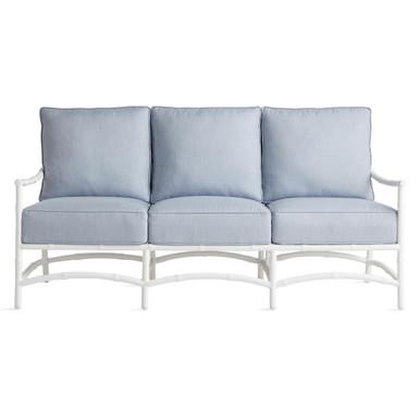 Savannah Outdoor Sofa - Chambray