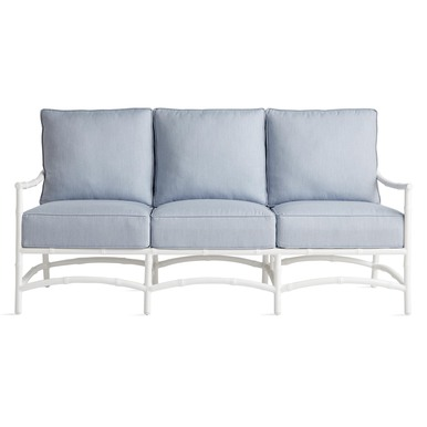 Savannah Outdoor Sofa - Chambray