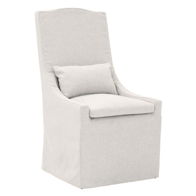 Agoura Slipcovered Outdoor Dining Chair