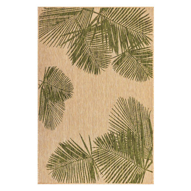 Palm Outdoor Rug - Green