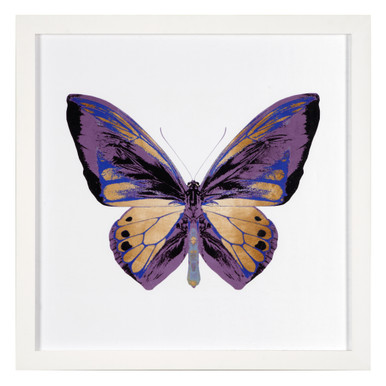 Metallic Butterfly