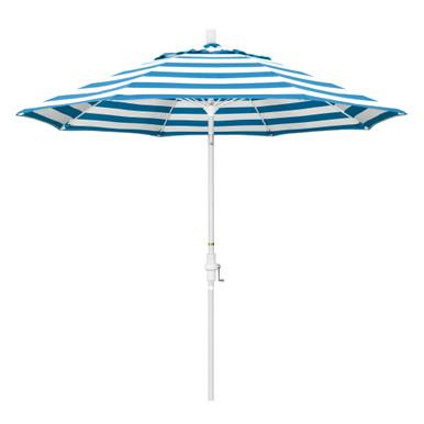 Cabana Sunbrella Umbrella 9' - Blue