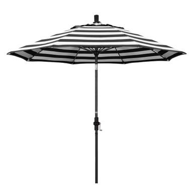 Cabana Sunbrella Umbrella 9' - Black